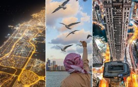 21 Incredible Photographs Of The UAE From 2016