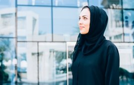 Women Now Make Up 30 Per Cent Of Saudi's Private Workforce