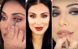 12 Of Huda Kattan's Best Beauty Tutorials From The Last 12 Months