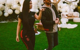 Kim Kardashian Is On Her Way To Dubai (With Scott Disick In Tow)