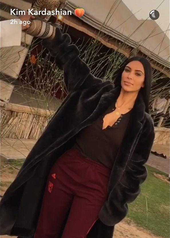 kim kardashian dubai