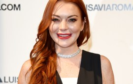 Lindsay Lohan Hasn't Actually Converted To Islam, Her Rep Says