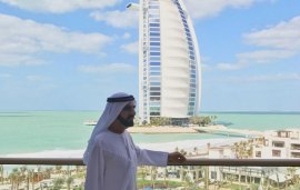 Want To Catch A Glimpse Of Sheikh Mohammed? Go Here…