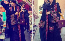 This Stunning Dolce & Gabbana Campaign Was Shot In A Dubai Souk