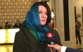 'Feminist' Swedish Officials Defend Wearing Hijabs For Visit To Iran
