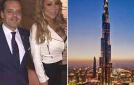 Mariah Carey Hits All Of Dubai's Hot Spots On A Whistlestop Visit