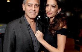George Clooney Just Opened Up About Becoming A First-Time Dad With Amal
