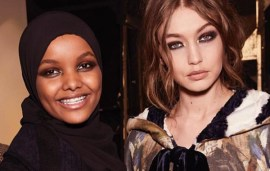 Halima Aden Just Made Her Milan Debut Alongside Some Fashion Superstars