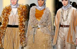 Muslim Designer Casts Immigrant Models For Hijabi NY Fashion Week Show