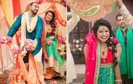 Watch: This Indian-Pakistani Couple Has The Perfect Dubai Love Story