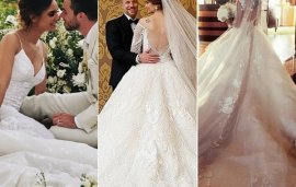 This Dubai Designer's Wedding Dresses Are Seriously Out Of This World