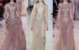 Elie Saab's Couture Collection Is Basically Cinderella Come To Life