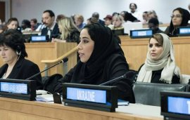 The UAE's Gender Balance Council Has Been Praised At UN Meeting