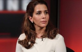 'Famine Is One Of Humanity's Biggest Shames': Princess Haya Makes TV Plea For Aid