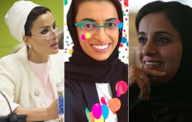 Women Make Up A Quarter Of This 100 Most Powerful Arabs List
