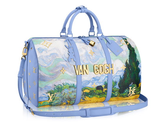 louis vuitton jeff koons