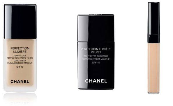 Arab foundations - chanel