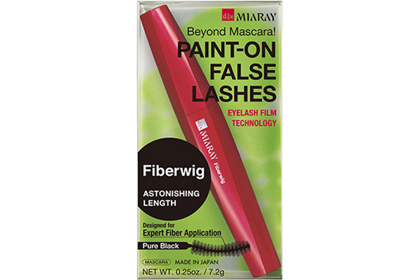 b22bb494a9c Fiberwig is sort of like the Japanese equivalent of Benefit's They're Real  mascara – apparently a tube is sold in Japan every 20 seconds. Why the hype?