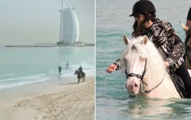 Sheikh Mohammed's Daughters Prove Their Sporting Prowess