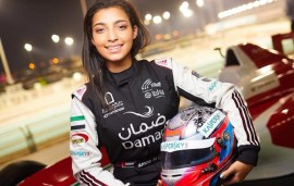 Why This Emirati Teen Is Really Racing Into The Record Books