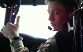Jordan's Crown Prince Just Flew A Chopper Over The Dead Sea