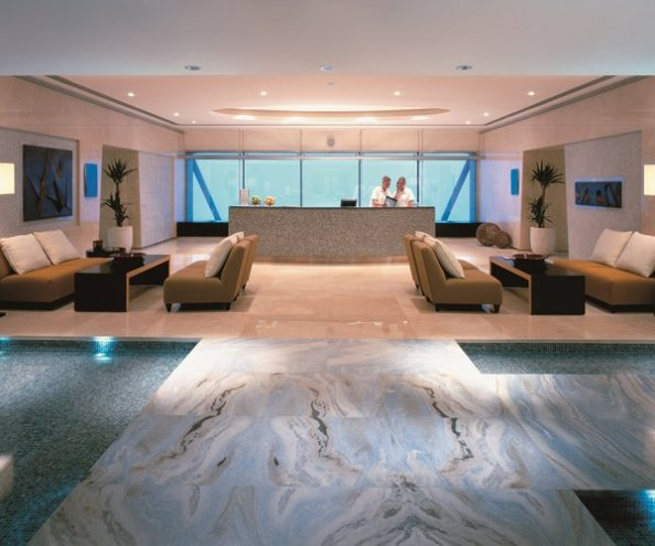 shangri la health club