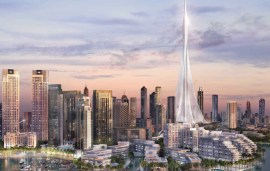 This Could Be Dubai's Most Spectacular New Suburb Yet…
