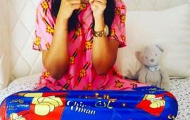 We're Crazy For This Emirati Designer's Chips Oman Dress