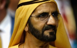 HH Sheikh Mohammed Just Stepped In To Save An English Village Hall