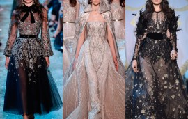 The 10 Dreamiest Looks You Need To See From Elie Saab's Latest Couture Show