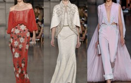 The 8 Must-See Looks From Georges Hobeika's Haute Couture Show