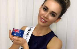 Australia's First Muslim Miss World Had The Best Response To Her Haters