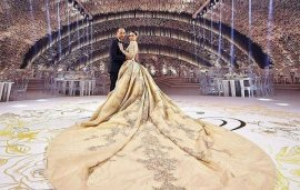 This Zuhair Murad Wedding Dress Is What Bridal Dreams Are Made Of