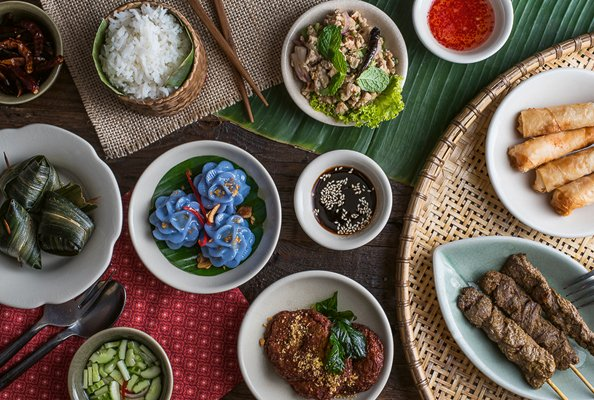 Best international cuisine: Friday Brunch at The Thai Kitchen, Park Hyatt Dubai