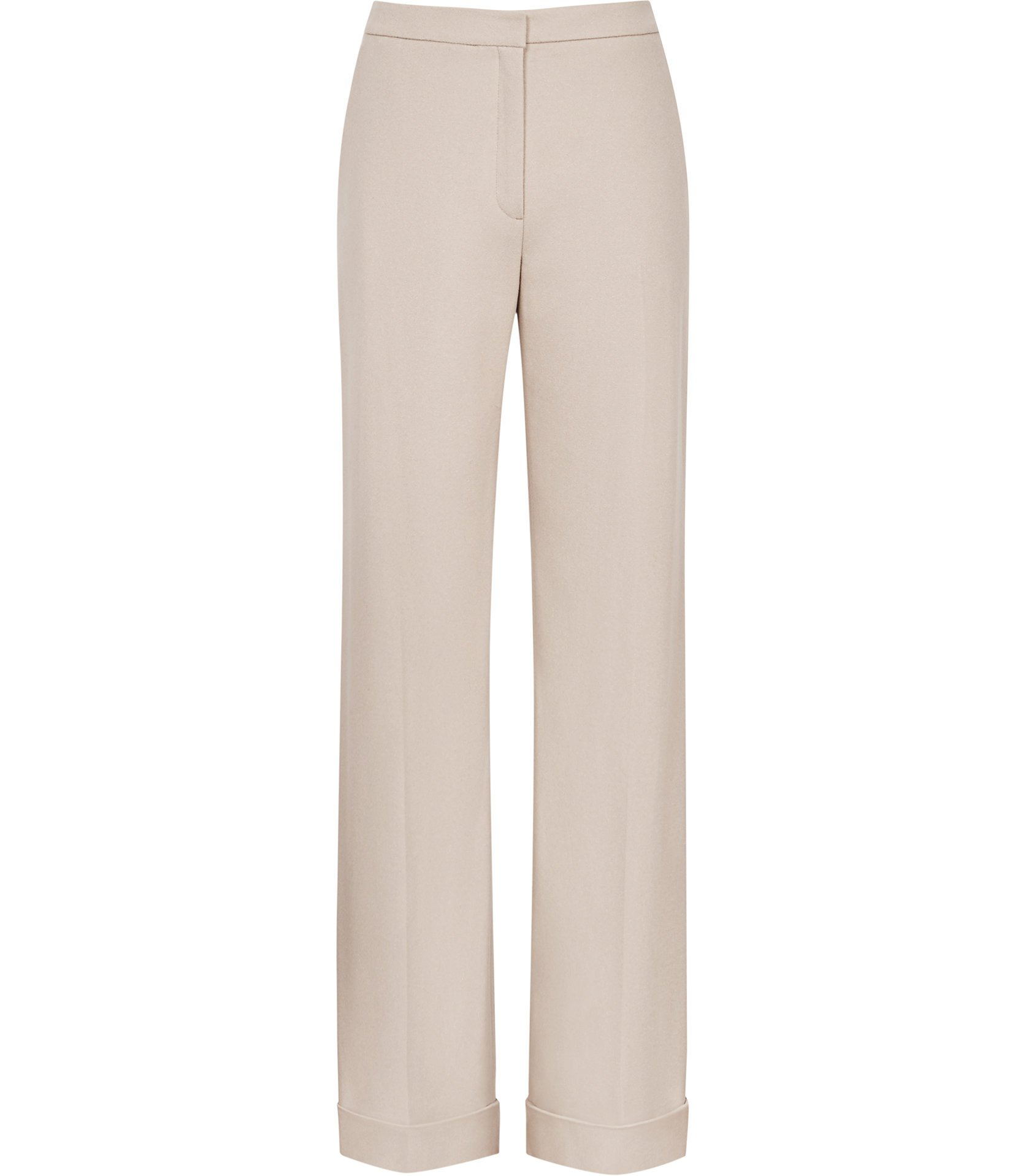 Carla Wide Leg Trousers, Dhs750.
