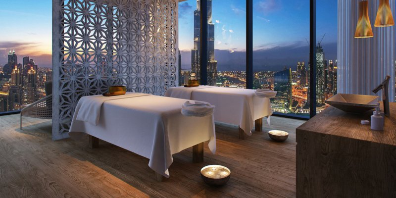 six senses dubai spa