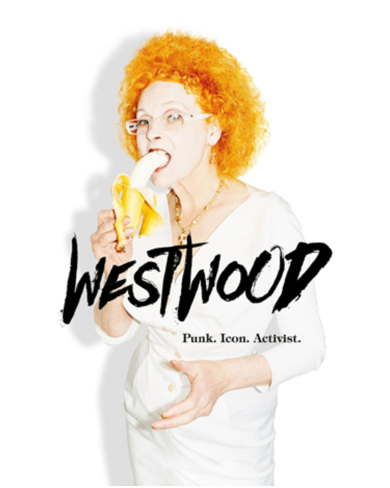 Vivienne Westwood documentary Cinema Akil