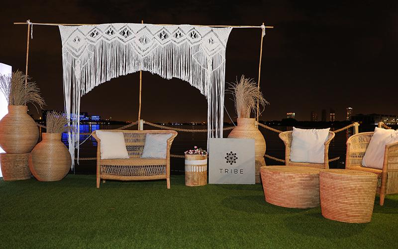 emirates woman secret party club dubai tribe breeze beach grill palm jumeirah