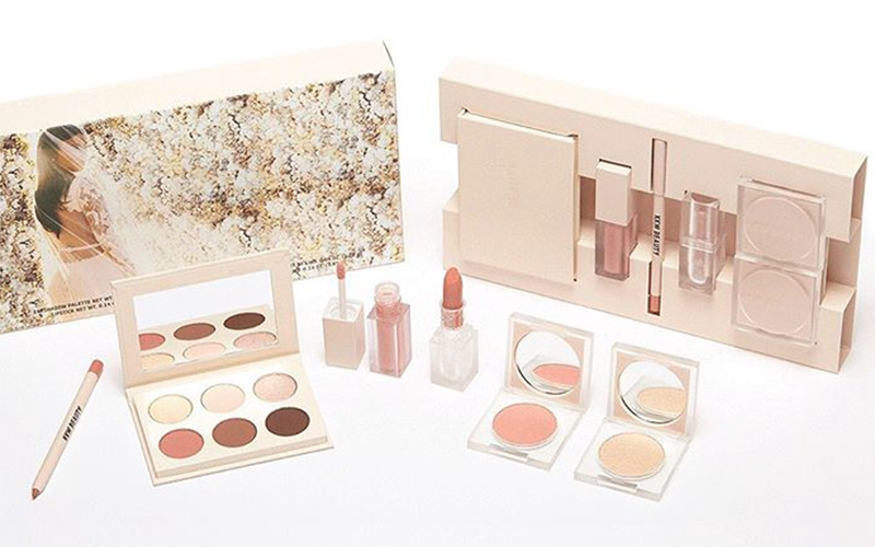 Kim Kardashian bridal makeup collection
