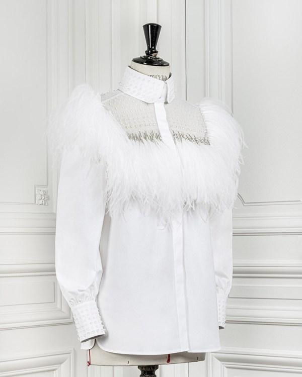 white-shirt-karl-lagerfeld-ingie-chalhoub