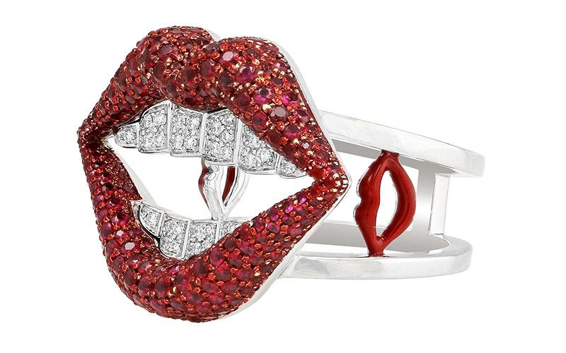 Aisha Baker jewellery emirati dubai brand