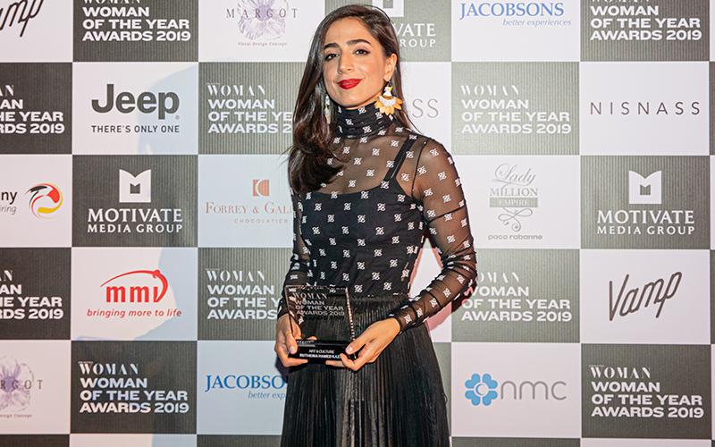 emirates woman awards 2019