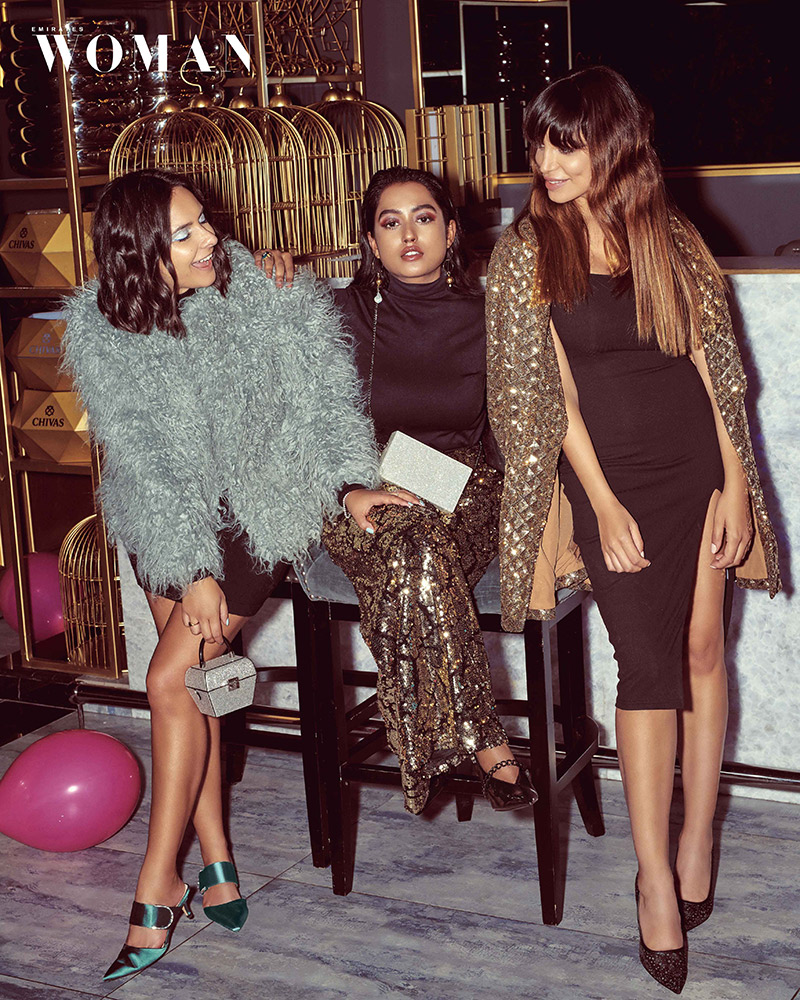 charles keith high street party outfits