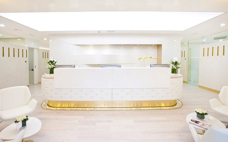 Apa Aesthetic clinic in Dubai