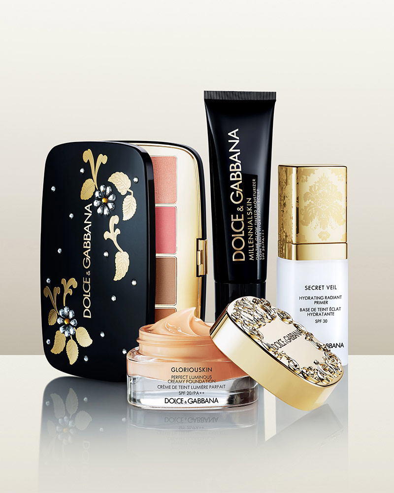 Dolce & Gabbana new makeup collection 2020