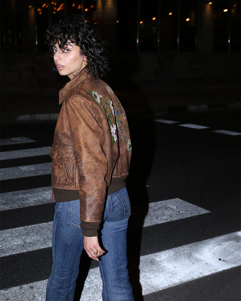 denim trend polo ralph lauren dubai influencers street style