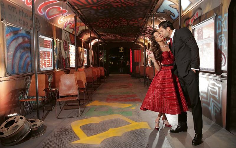 lebanese wedding inspiration beirut emirates woman magazine