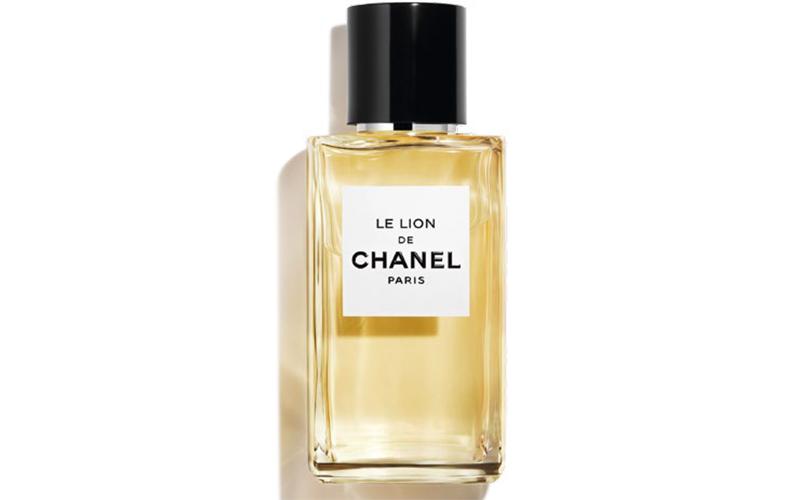 chanel le lion fragrance