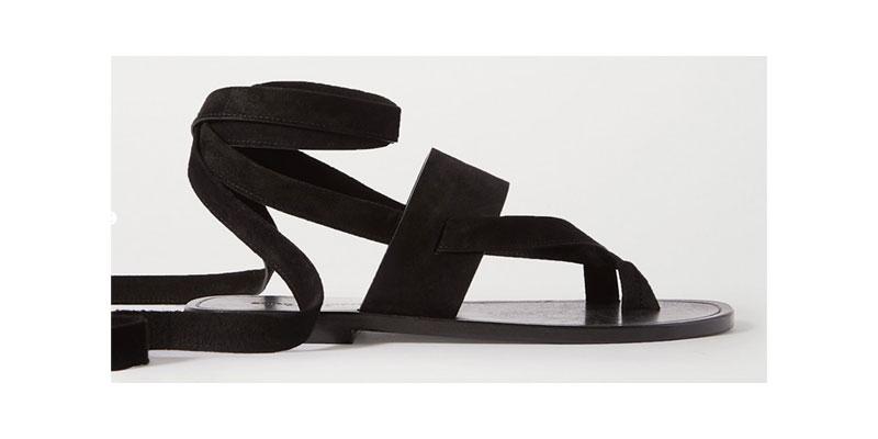 Saint-Laurent-Sandals