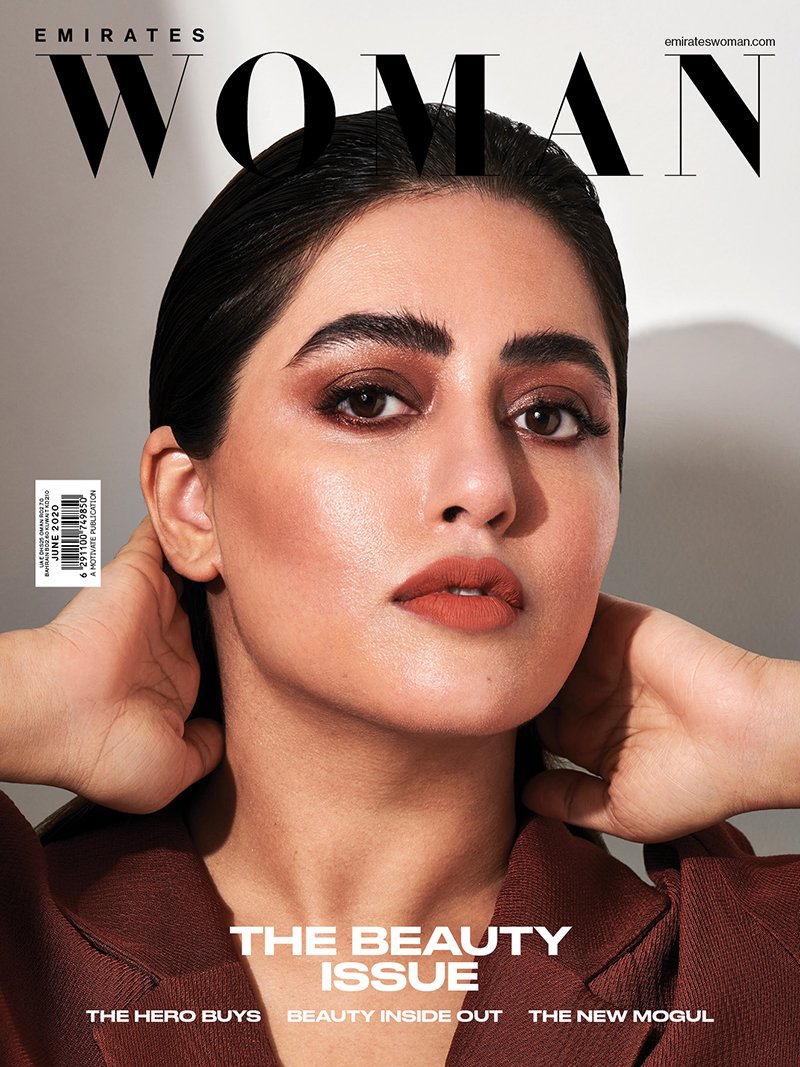 barkha-beauty-cover-emirates-woman-june-2020-indian-makeup-dubai-brand